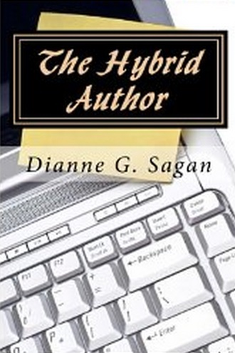 The Hybrid Author Book Cover