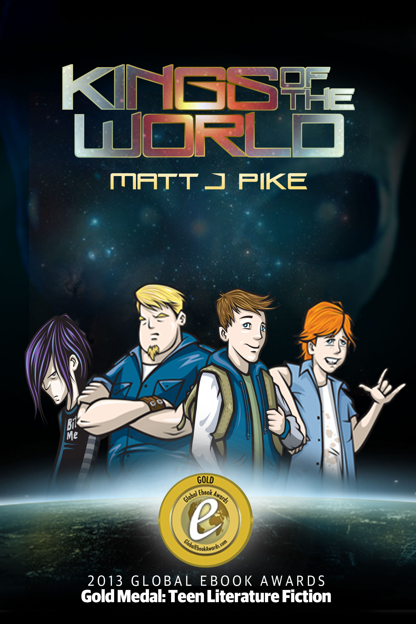 Kings of the World Book Cover