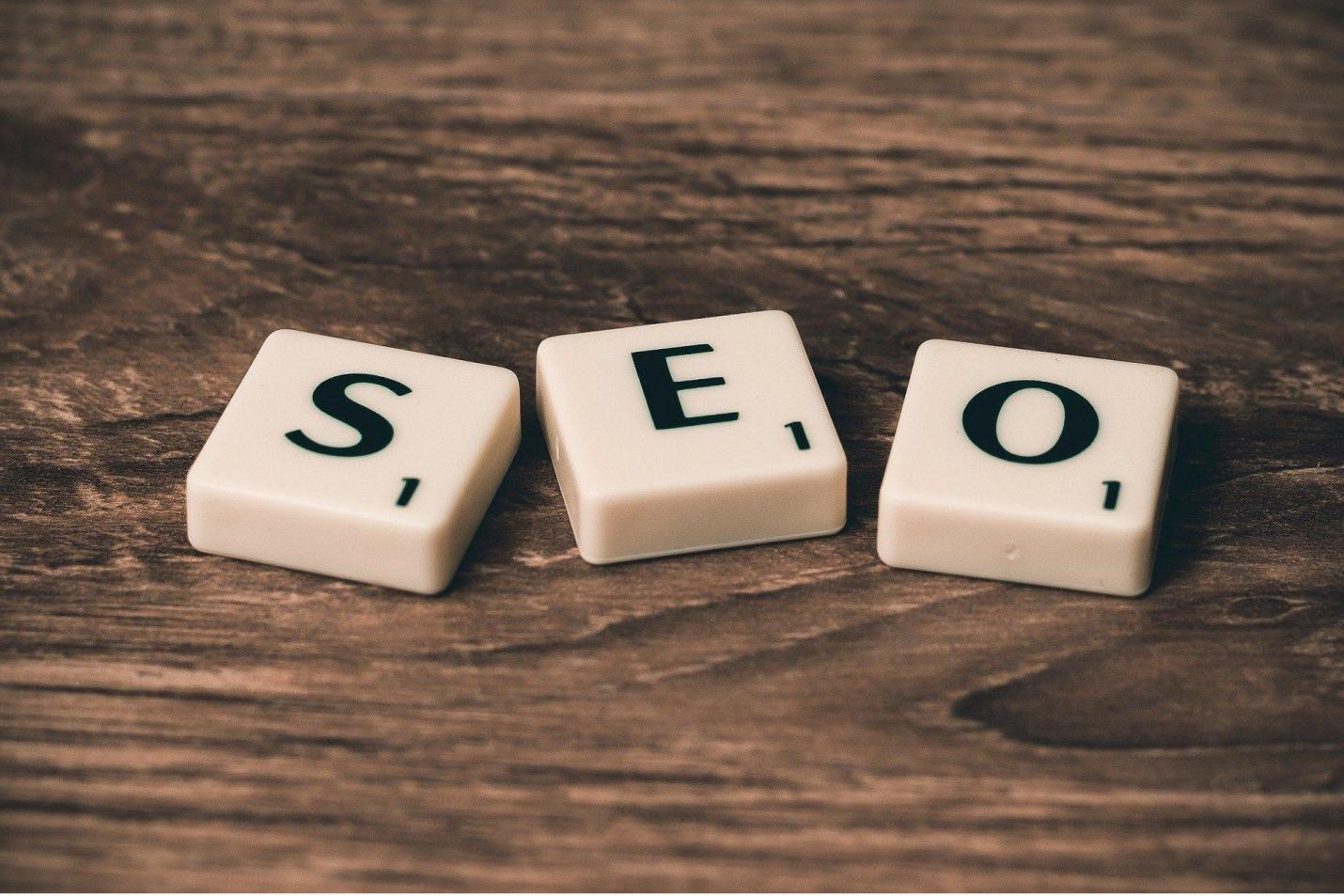 SEO helps improve your site's ranking in search engine results.