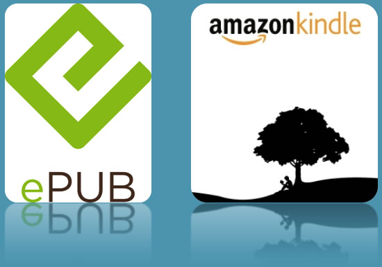 EPUB and Kindle formats explained
