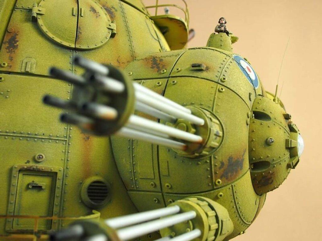 Codename: Colossus detail