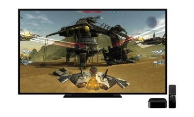 Apple TV oyun konsolu oldu