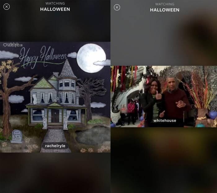 Instagram videoları