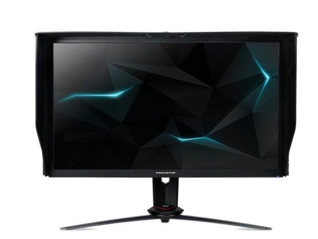 Acer Predator XB3 monitor inceleme