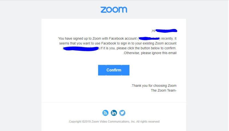 Zoom kullanıcı hesabı nasıl ele geçirilir?