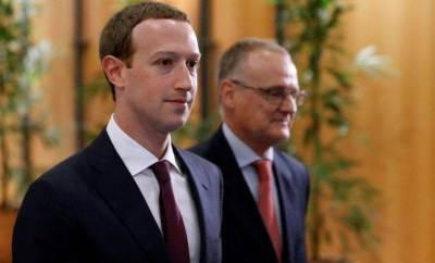 Facebook'ta Cambridge Analytica skandalının etkileri devam ediyor.