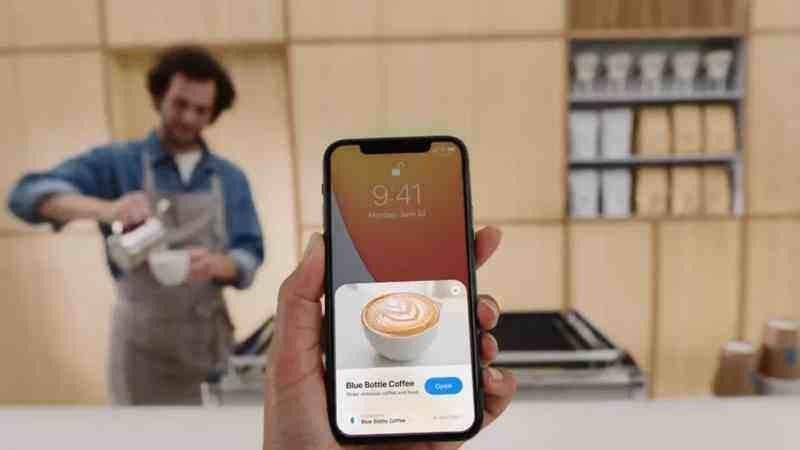 iOS 14 Uygulama Klipleri ile iPhone'a uygulama kurmadan özellikleri denemek mümkün