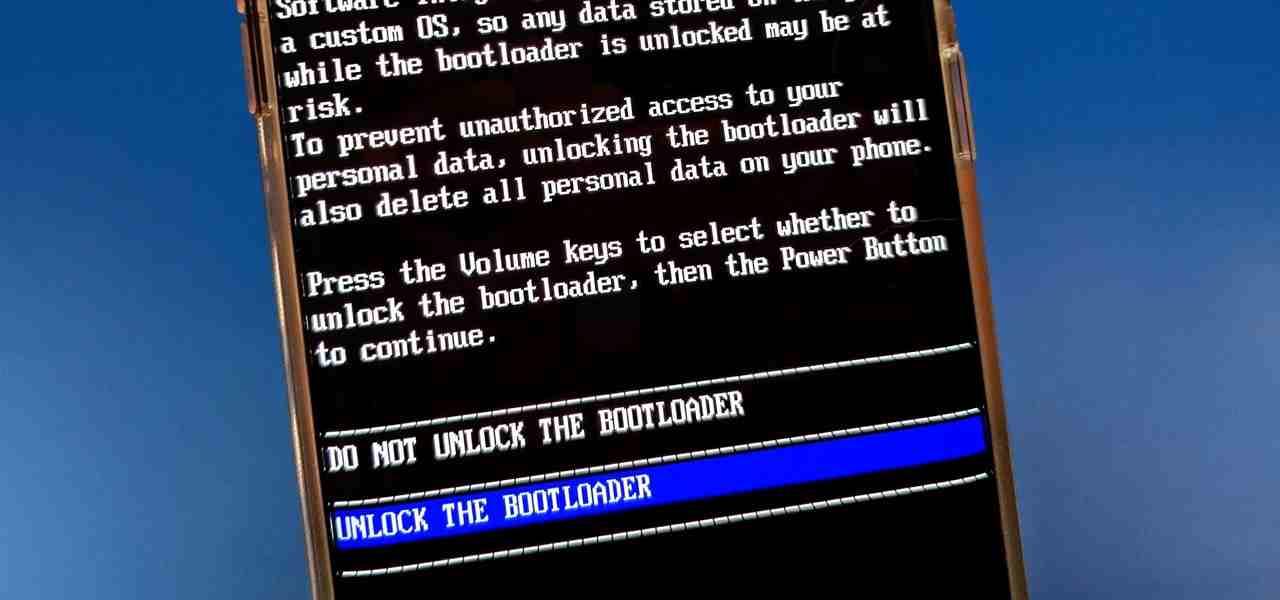 Akıllı telefonu jailbreak, root ve unlock yapma