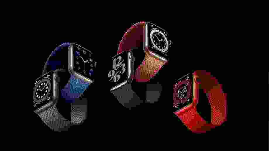 Apple Watch 6 yeni kayışları ile daha fazla özelleştirme seçeneği sunuyor
