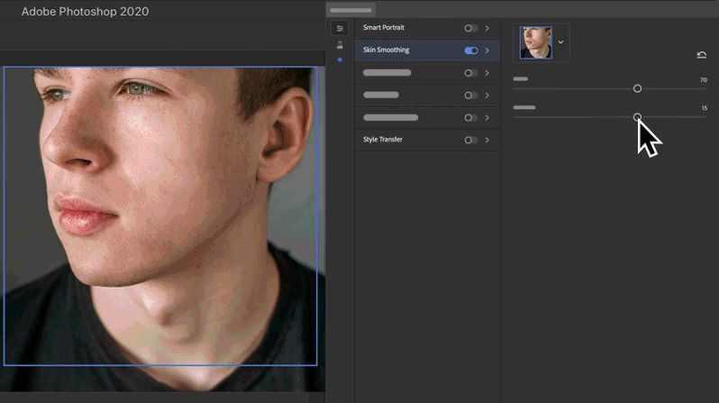 Adobe Photoshop güncellemesi ile gelen özellikler