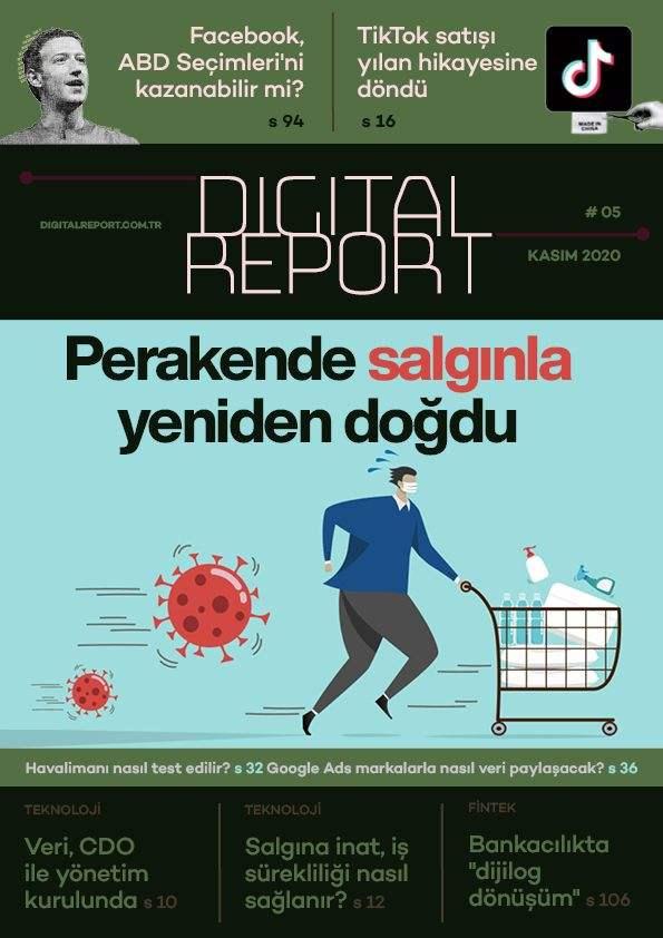 Digital Report 5. sayı (Kasım 2020)