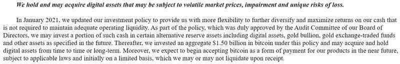Tesla Bitcoin Ödemelerini Kabul Edecek ve Bitcoin'e 1.5 Milyar Dolarlık Yatırım Yapacak
