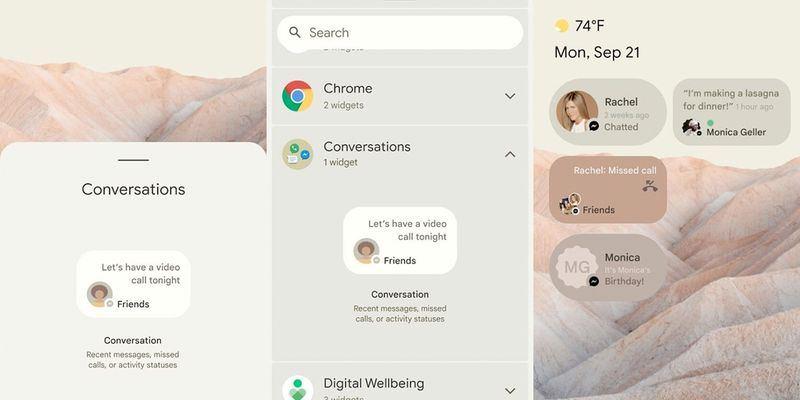 Android 12, iOS 14'ten bazı gizlilik özelliklerini kopyalayabilir