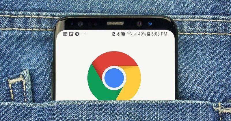 Android için Chrome'da güvenlik kontrolü nasıl yapılır?