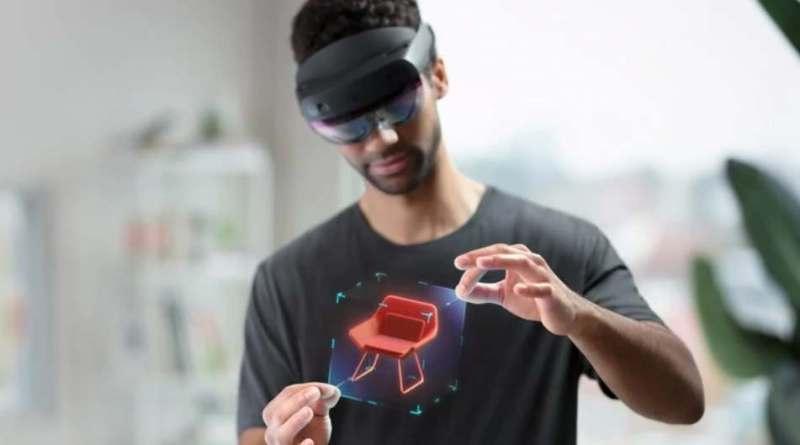 Microsoft ve Ingram Micro, HoloLens 2 ile karma gerçeklik geliştirmek için birlikte çalışıyor