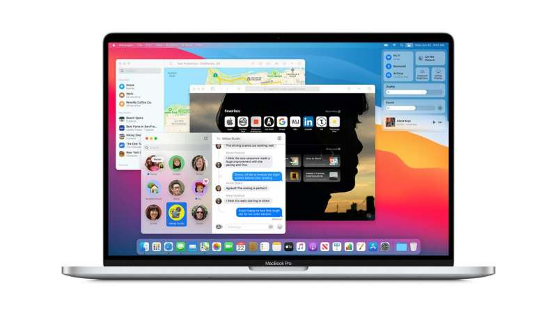 Apple'ın işletim sistemi şu anda piyasada üçüncü sırada yer alıyor.