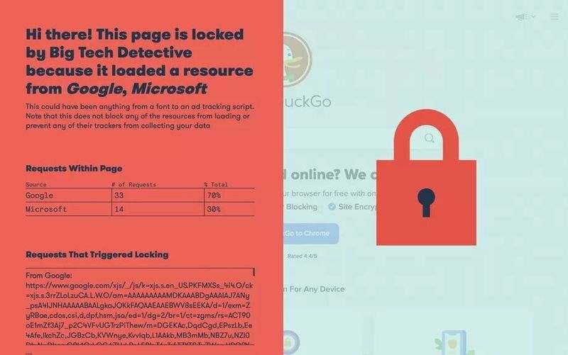 Big Tech Detective, internetin devleri olmadan web'in nasıl olacağını gösteriyor