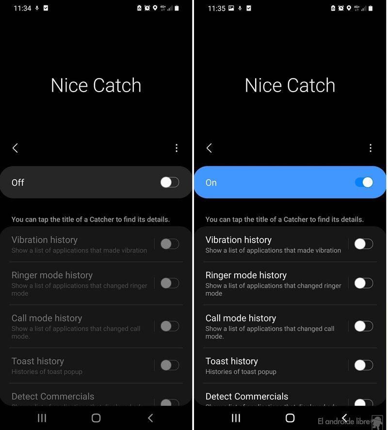 Samsung Nice Catch: Telefonunuzdaki uygulamaların ne işe yaradığını öğrenin