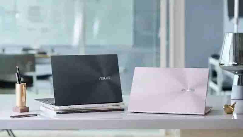 Asus, dünyanın en hafif OLED ekranlı dizüstü bilgisayarını piyasaya sürdü