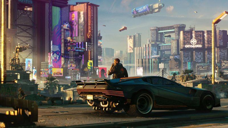 """Cyberpunk 2077 """"daha yakın"""" PS Store'a geri dönmek için, ancak bu Sony'ye bağlıdır"""