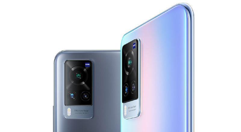 Vivo X60t: Kontrollerde MediaTek Dimensity 1100 ile ZEISS kamera