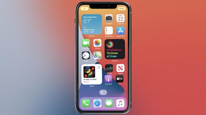 iOS 14, desteklenen Apple cihazları arasında% 90 pazar payına ulaştı