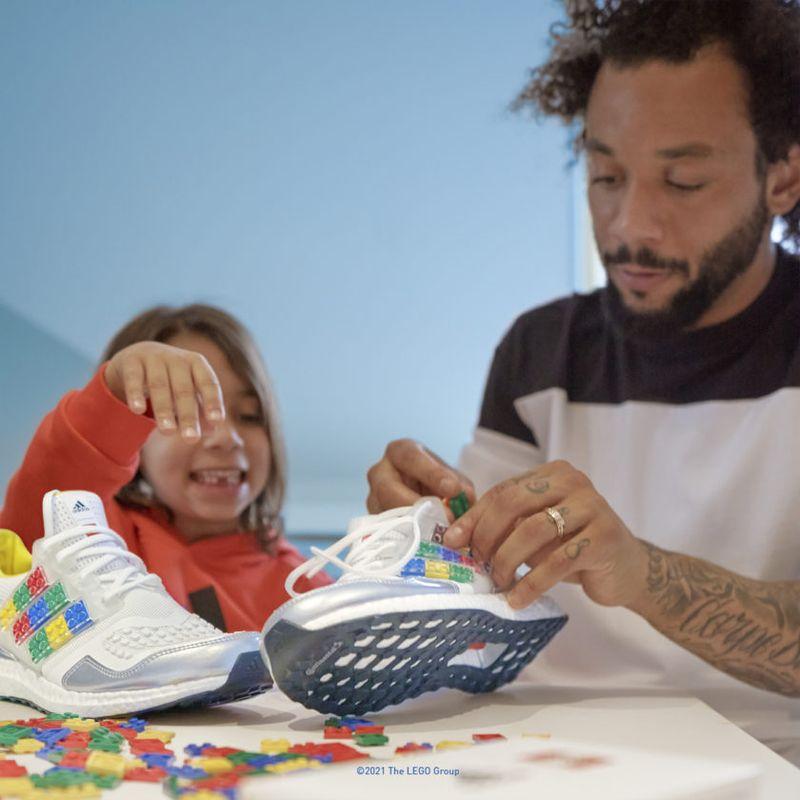 """Adidas ve LEGO """"bir araya getirmek"""" bu kaçırılmayacak spor ayakkabılar"""