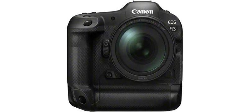 Sony ve Nikon ile rekabet edecek profesyonel kamera Canon EOS R3