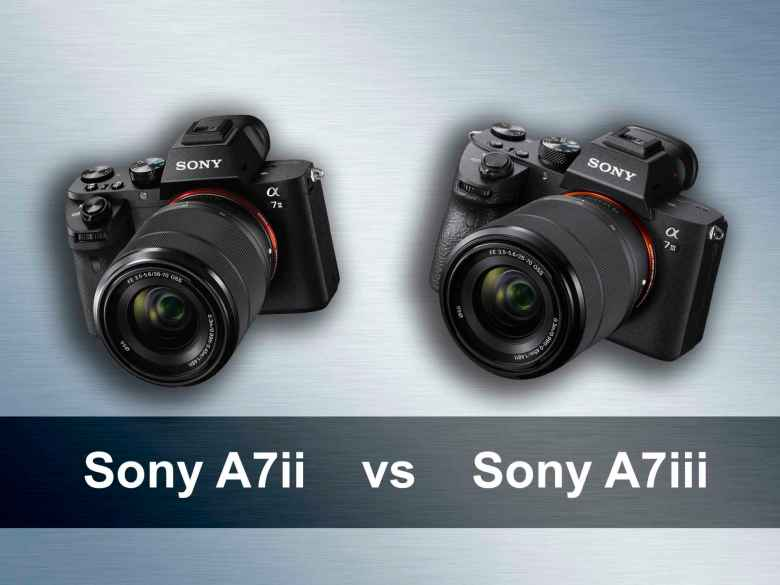 How does the update to the Sony A7 range compare to its predecessor?