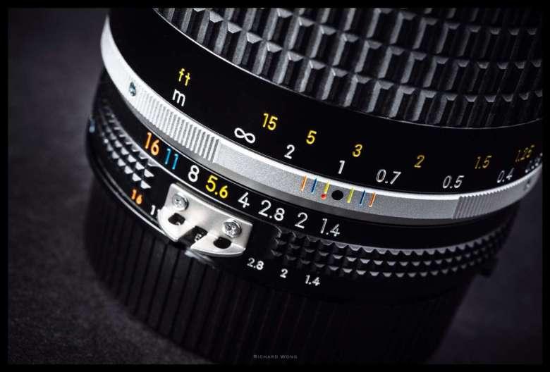 Nikon AI-S 35mm f/1.4