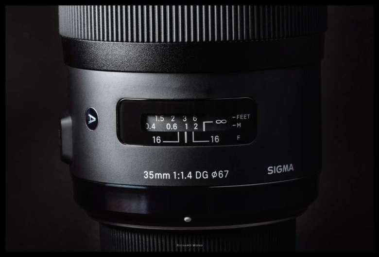 Sigma 35mm f/1.4 DG ART