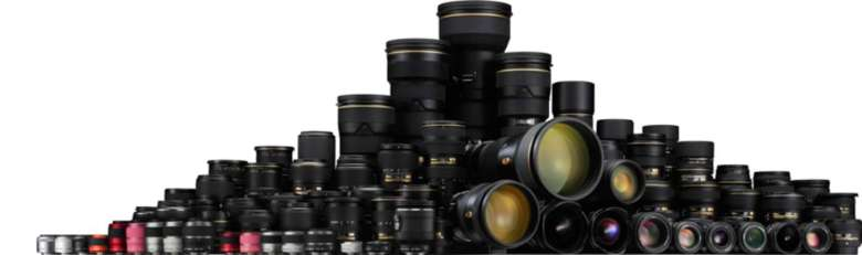 If you need a lens for a Nikon camera, you're probably sorted