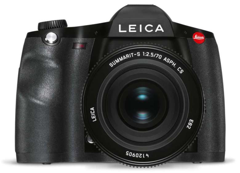 The Leica S (Typ 007) shoots 4K UHD video