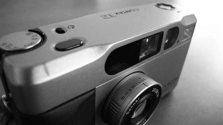 Yashica T4 / Image by Jelle / Flickr