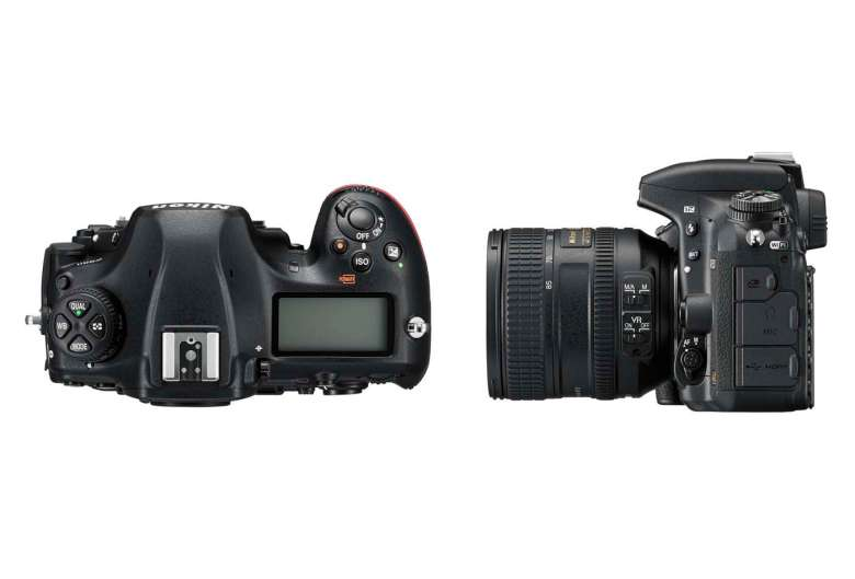 Both cameras have headphone/mic ports, but only the D850 can shoot 4K footage.