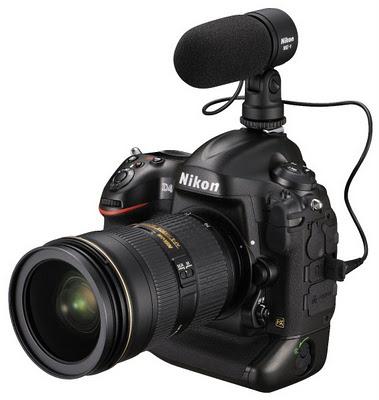 Nikon-D4_ME1-microfono