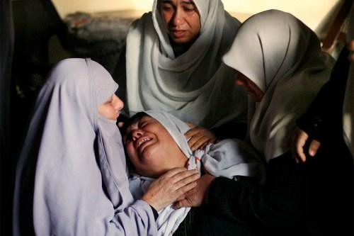 palestinian-women