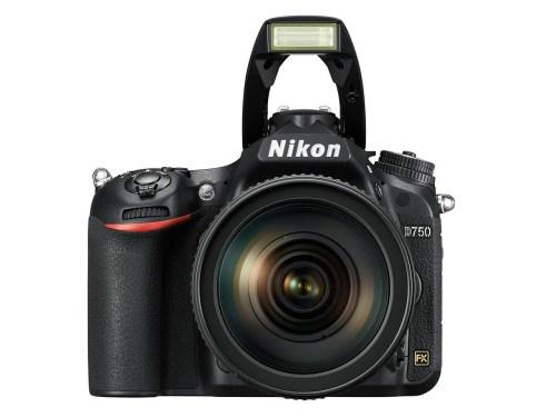 Nikon-D750-front