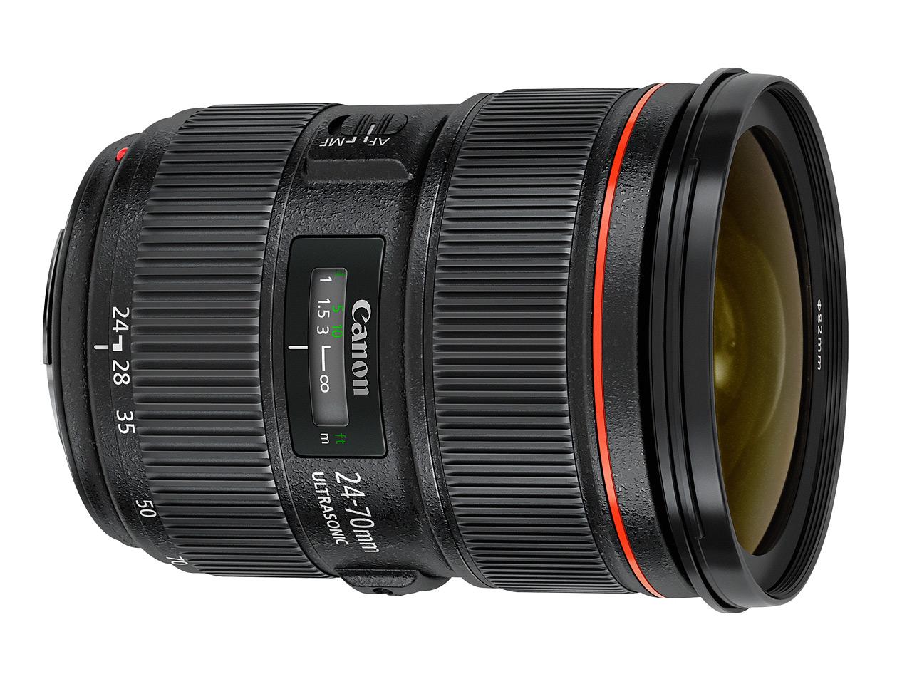 Canon 24-70 2.8L II