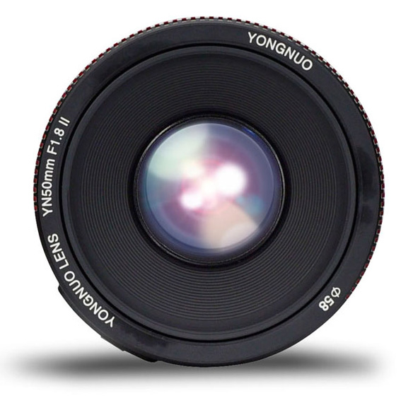 Yongnuo 50mm f1.8 II