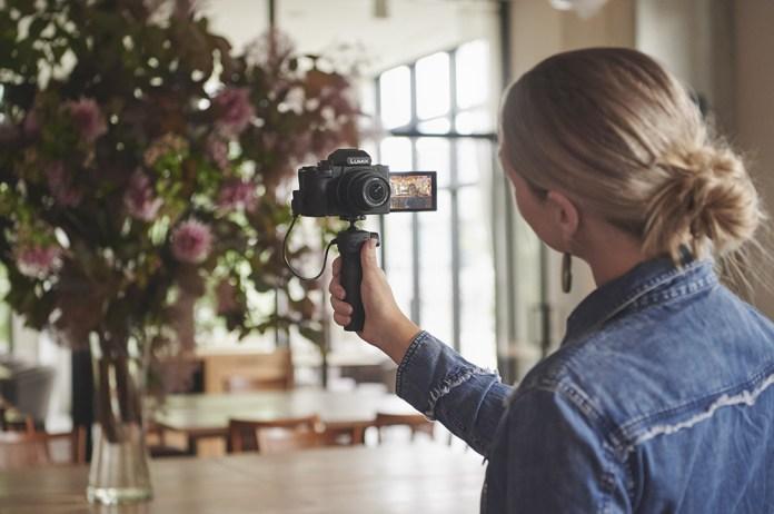 Panasonic G100 cámara para vloggers