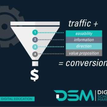 DSM   Digital School of marketing - conversion rate optimisation