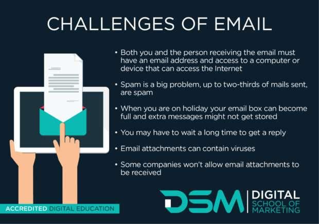 DSM Digital school of marketing - e-mail marketing list