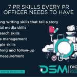 DSM Digital school of marketing - own PR