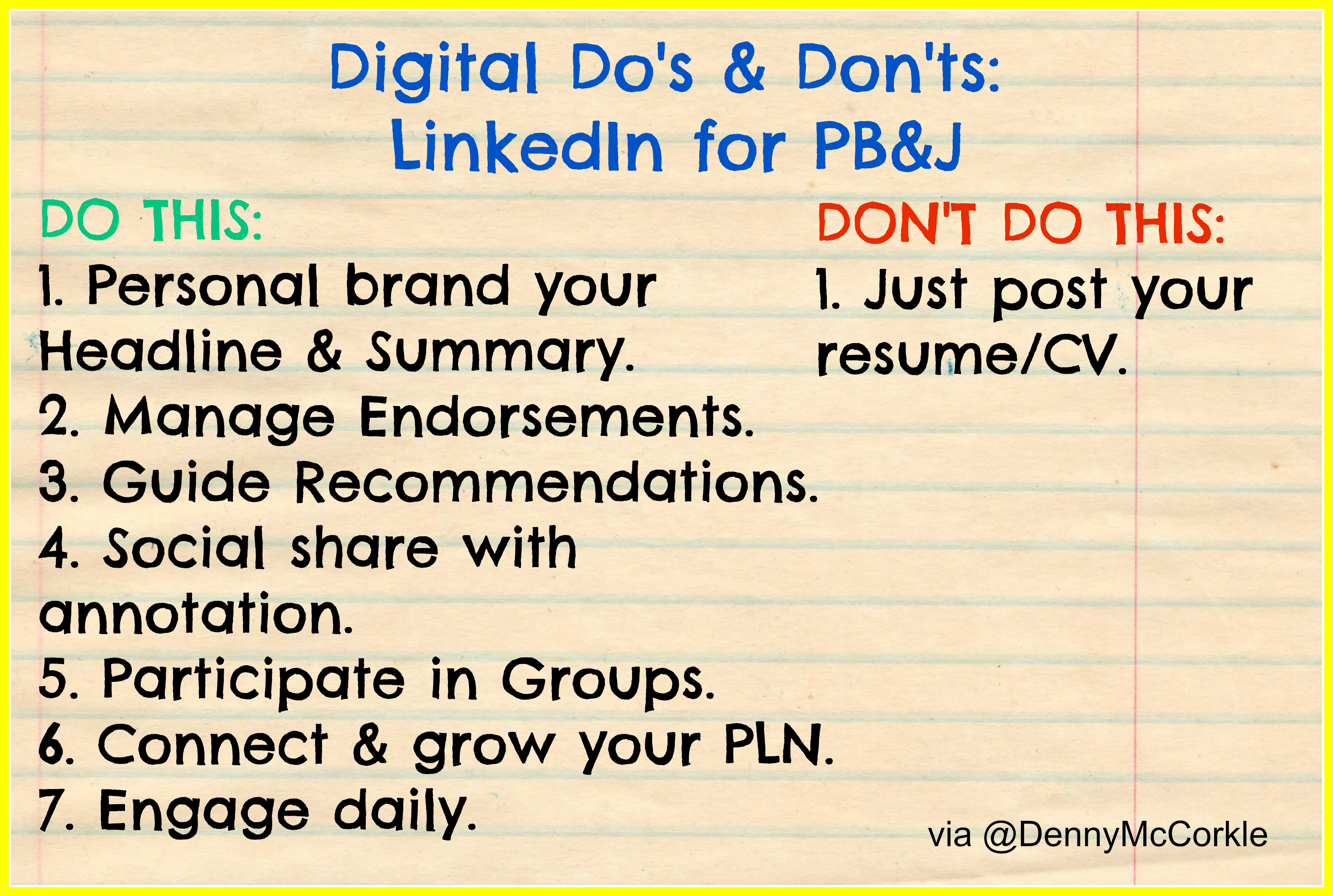 how to delete my linkedin post