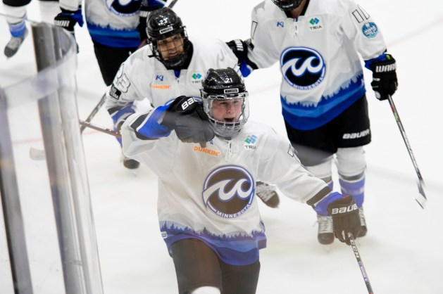 Richards, Rodgers power Whitecaps over Whale, Isobel Cup Semifinals