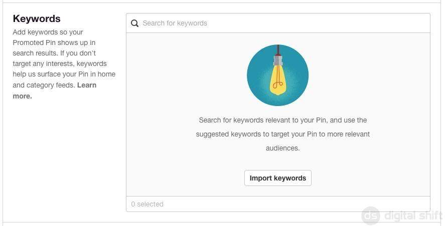 Advertising-on-Pinterest-12-keywords