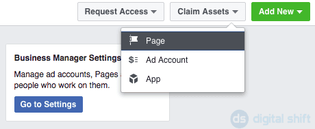 How To Create a Facebook Business Manager Account Step 7b
