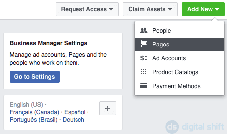 How To Create a Facebook Business Manager Account Step 8