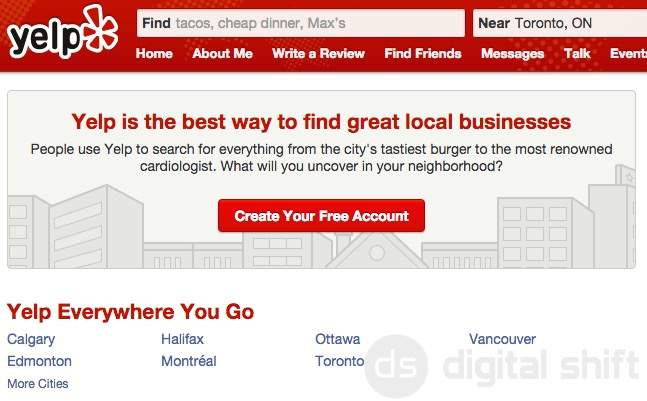 Local SEO Guide: Add Business to Yelp